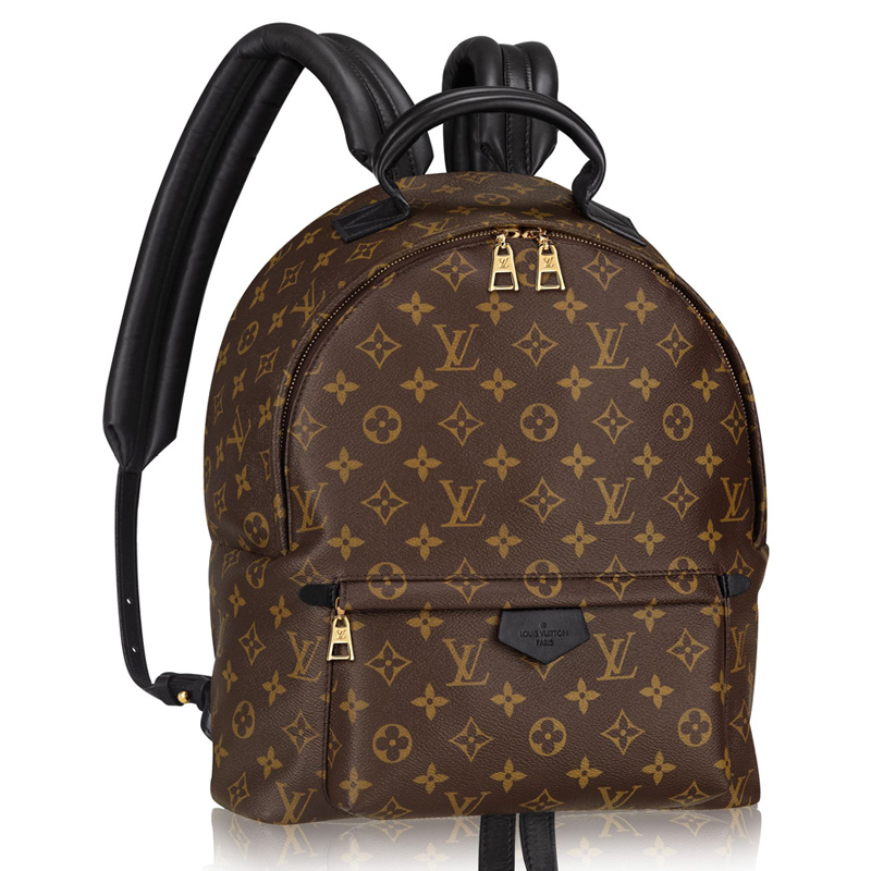 M41561 LV 路易威登 MONOGRAM BACKPACK 中号双