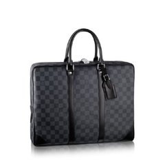 M41125 Louis Vuitton/路易威登 男士Damier棋